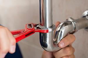 plumbing damage