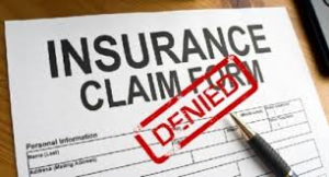 Harris Claims Insurance Denied