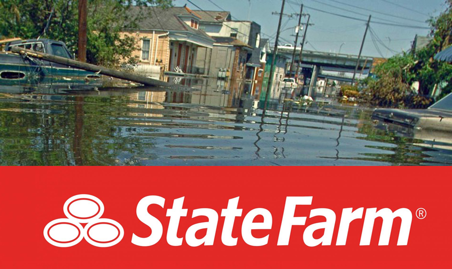 State Farm and Hurricane Katrina – Allegations of fraud are upheld by Supreme Court  – Wind or Water Damage came first?